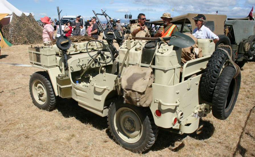About Us - New Zealand Military Vehicle Club