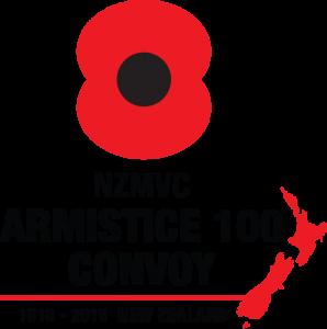 Armistice100 convoy NZMVC