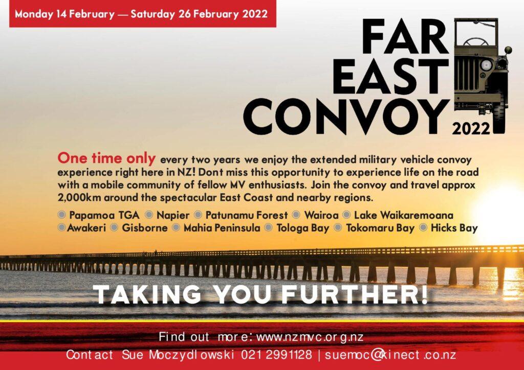 Far East Convoy