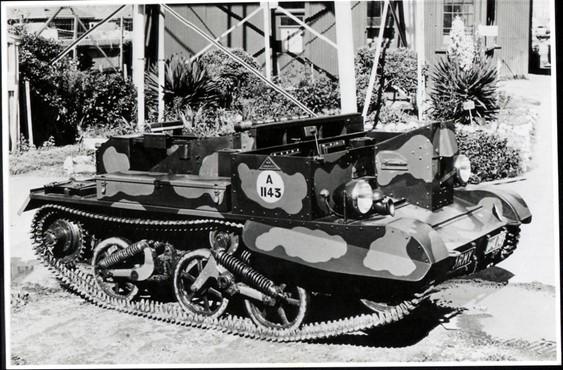 Bren Carrier Bren No2. Mk1. A1163