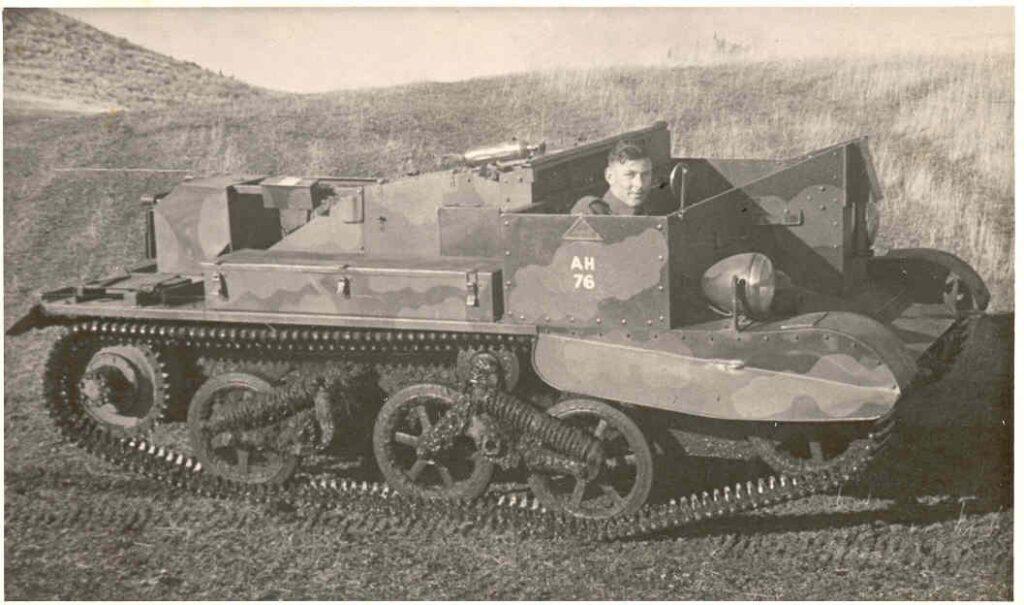 Bren carrier AH 76