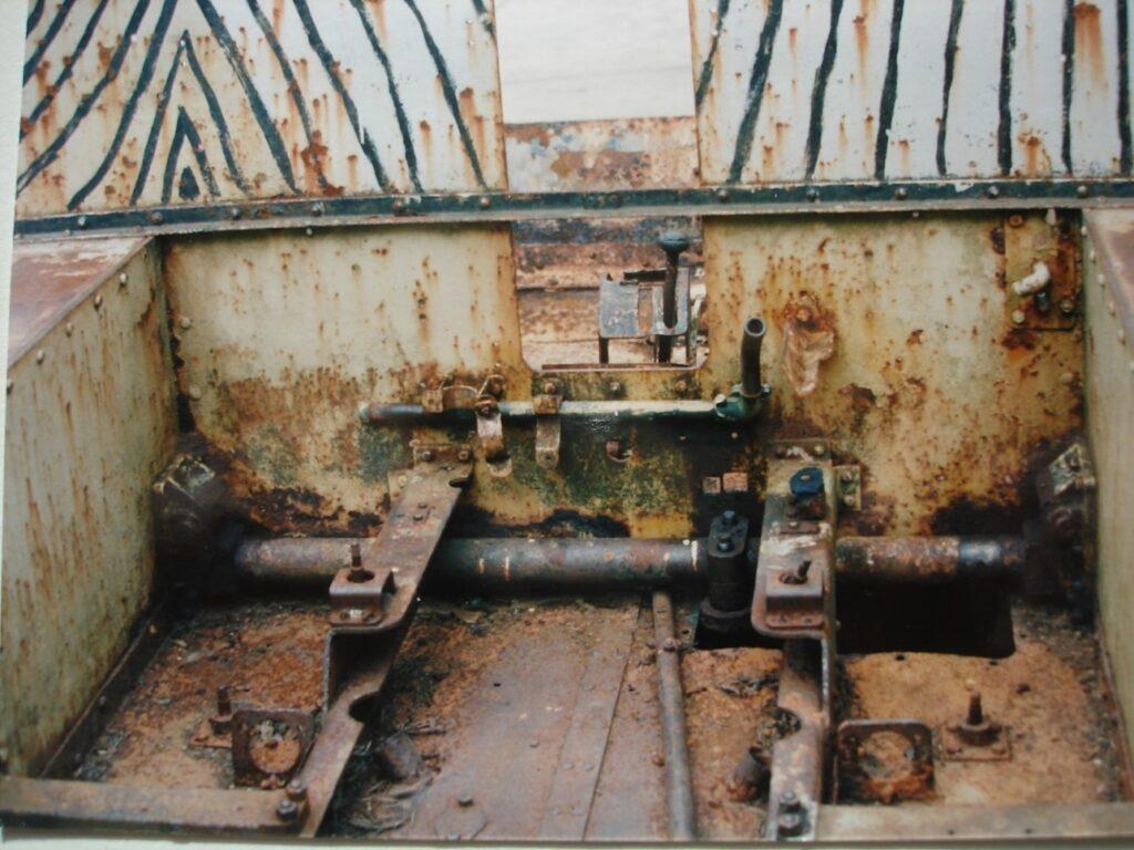 bren carrier NZ hull NZR 6